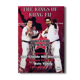 The Kings of Kung Fu (DVD)