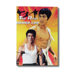The Real Bruce Lee (DVD)