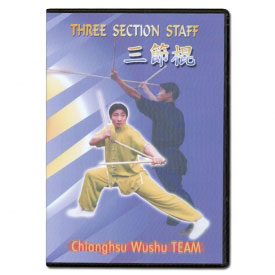 Three Section Staff (DVD)