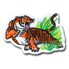 Tiger Attack Patch