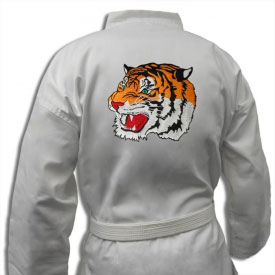 Tiger Karate Uniform