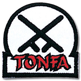 Tonfa Patch (4 Left In Stock)