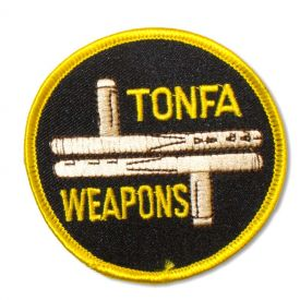 Tonfa Weapons Patch (3 Left In Stock)