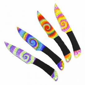 Trippie Hippie Throwing Knife Set