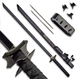 Ultimate Ninja Sword