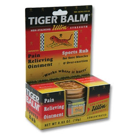 Ultra Strength Tiger Balm