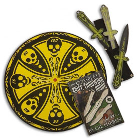 Undead Throwing Knife Gift Set
