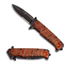 USMC Tactical Folding Knife