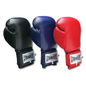 Velcro Cuff Boxing Gloves