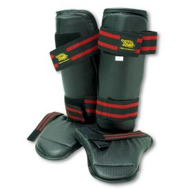 Vinyl Shin Instep Guards