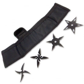 Vortex Pocket Ninja Star Set