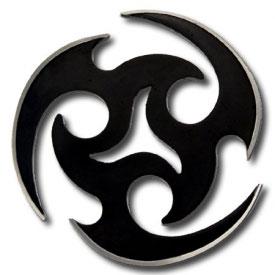 Kino K. Minki, The Six Paths of Chaos Vortex-shuriken