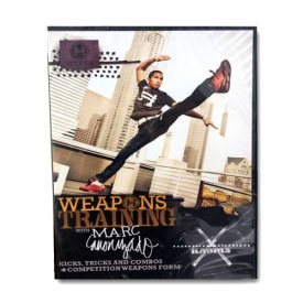 Weapons Training with Marc Canonizado (DVD)