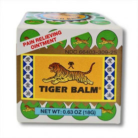 White Tiger Balm - Regular Strength