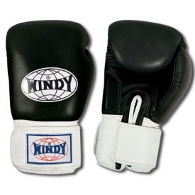 Windy Hook And Loop Sparring Gloves