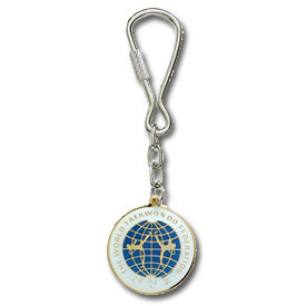 World Taekwondo Federation Keychain