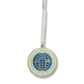 World Taekwondo Federation Necklace (8 Left In Stock)