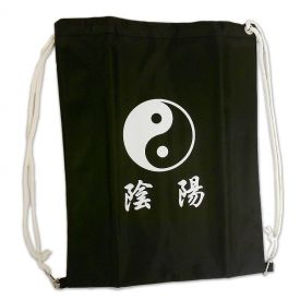 Yin Yang Draw String Sport Bag