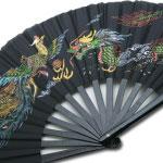 Bamboo Kung Fu Fan