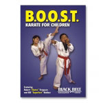 B.O.O.S.T. Karate For Children (DVD)