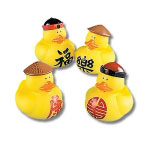 Kung Fu Rubber Duckies