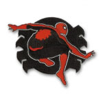 Marvel Comics Crouching Spider-Man Patch