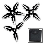 Double Point Shuriken Set