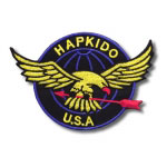 Hapkido USA Patch
