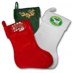 Karate Christmas Stockings