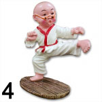 kung fu monk figurines kung fu statues kung fu gifts. Black Bedroom Furniture Sets. Home Design Ideas