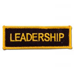 Leadership Patch