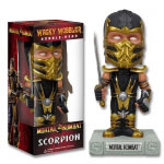 Scorpion Bobble Head
