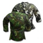 Super Middleweight Camouflage Jacket