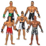 X-treme Action Fighters: CHAMPIONSHIP