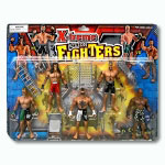 X-treme Action Fighters: RAGE