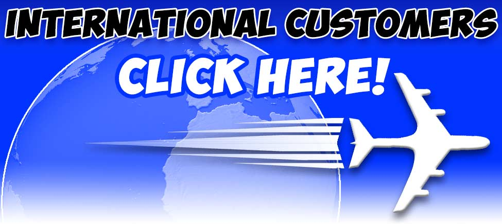 International shipping! Learn how we can ship to your country