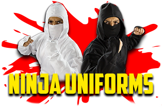 Shop Ninja Uniforms Here!