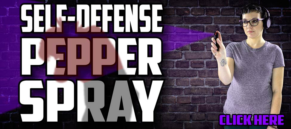 Defend Yourself with Non-Lethal Pepper Spray