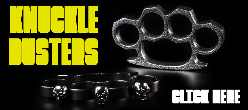 These Knuckle Dusters are a Hit!